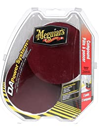 Meguiar's Dual Action Compound Power Pads, 4-Inch, 2-Pack - G3507C - Use with Meguiar's DA Power System G3500C
