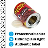"BigMouth Inc Hormel Chili Can Safe — Great Hiding Place for Storing Valuables 3"" x 3"" x"