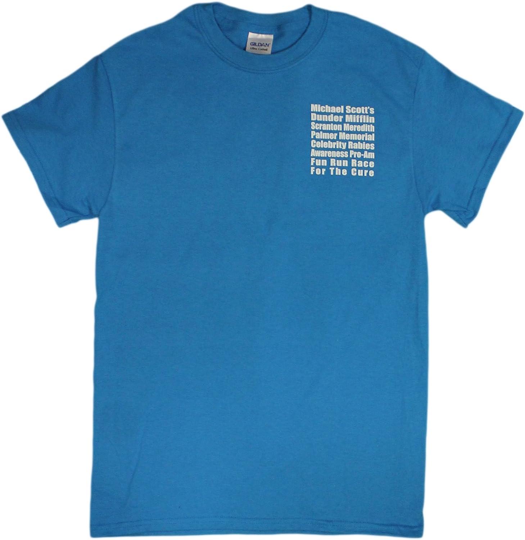 Men's The Office Tv Series Fun Run Graphic T-Shirt