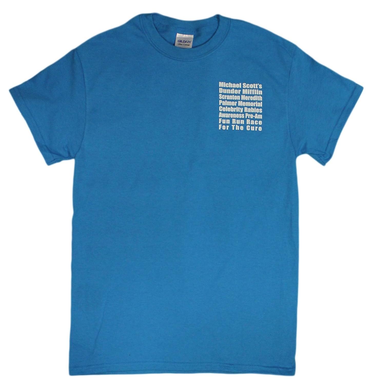 Black t shirt michaels - The Office Michael Scott S Fun Run Race T Shirt Tee