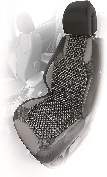 Sitzmatte Sitzkissen Schutz Autositz Sitzauflage Auto Ford Universal Grau 1Stk