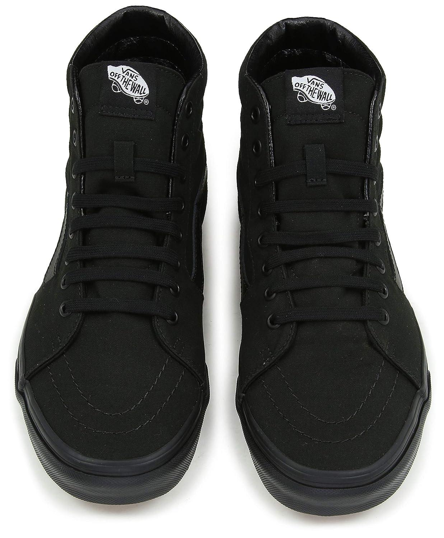 Vans Jungen (schwarz) Sk8-hi High-Top Schwarz (schwarz) Jungen 203383