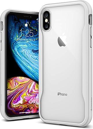 Funda iPhone X Xs Caseology Coastline Negro Original