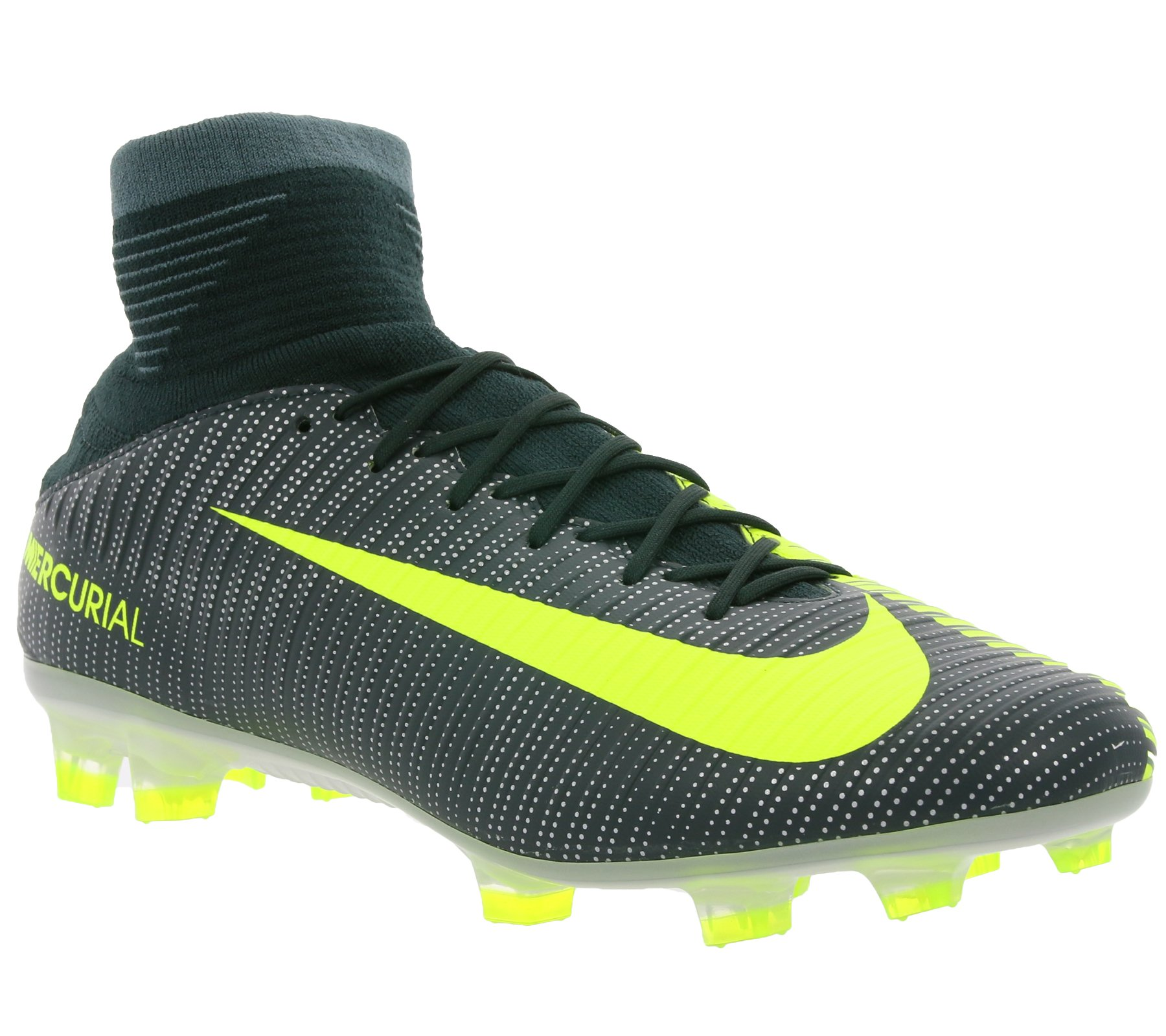 De este modo Ondas valores  Nike Mercurial Veloce III DF CR7 FG Mens- Buy Online in Brunei at Desertcart