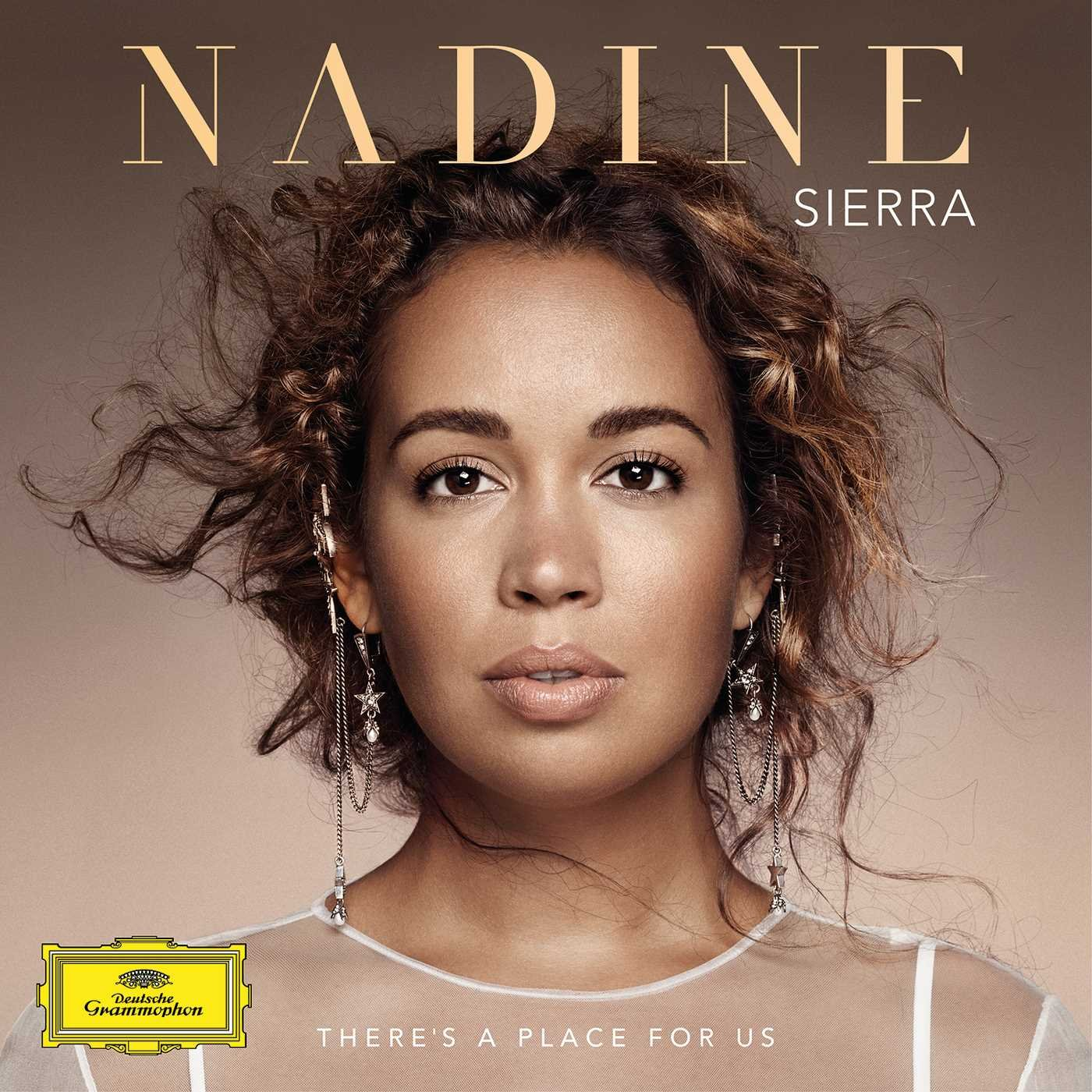 CD : Nadine Sierra - There's A Place For Us