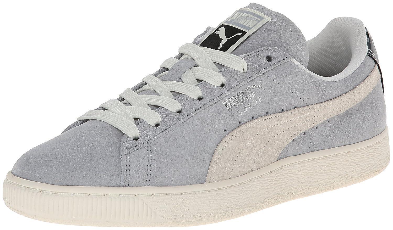 PUMA Women's Suede Classic Sneaker B00J3SPIYS 8 M US|Quarry