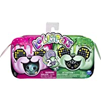 Lollipets , Two Pack, Mini Interactive Collectible Pets with Candy-Shaped Accessory, for Ages 5 & Up (Style may Vary…