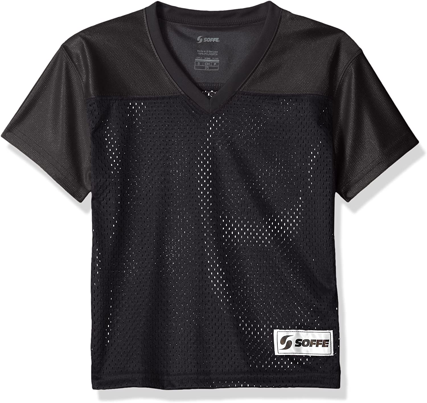 Soffe Girls Big Football Jersey