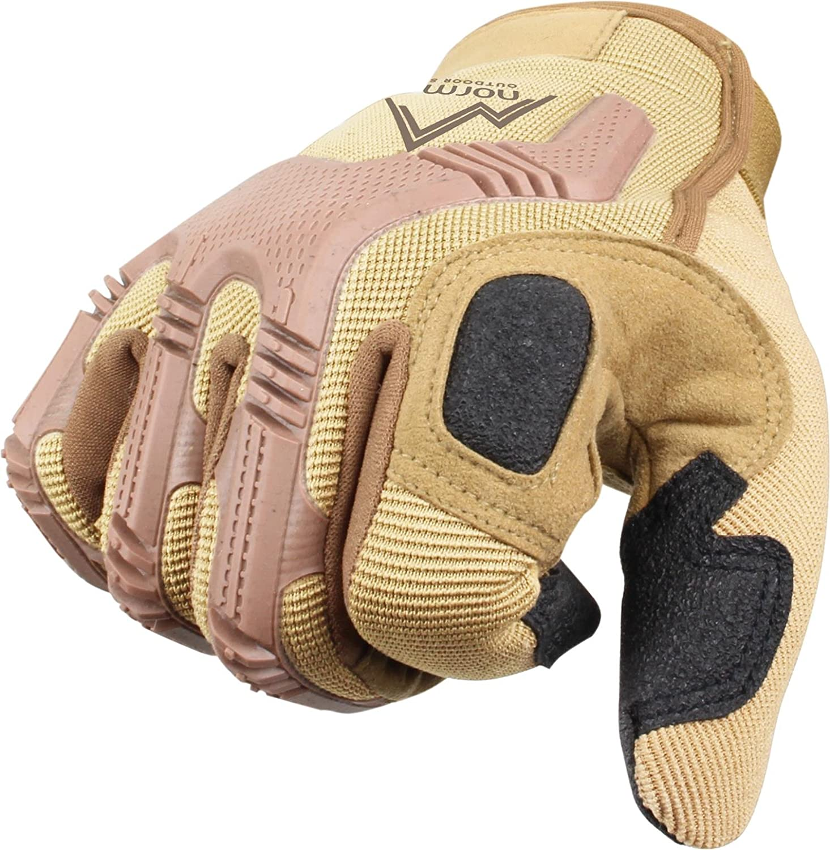 Damen normani® Fingerhandschuhe ARMY GLOVES Basic Größe S-XXL Handschuhe