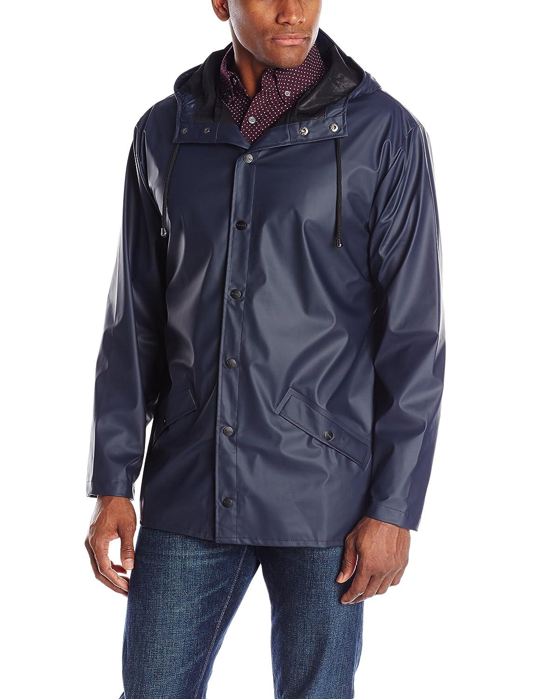 レインズ ジャケット 全5色 全5サイズ ブルー XS/S 止水ファスナー 12010200 B00FW6A5I4 XS/S|ブルー ブルー XS/S