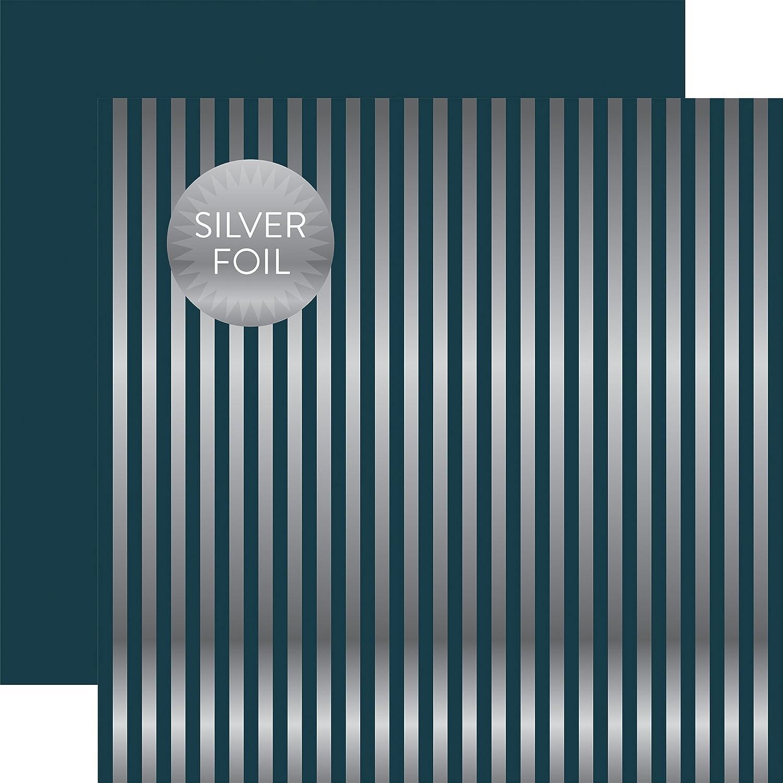 ECHO PARK Paper Company Weihnachten doppelseitig Vereitelt Streifen Karton, 30,5 x 30,5 cm B075GH8Q1V | Praktisch Und Wirtschaftlich