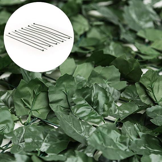 Amazon De Blumfeldt Fency Dark Ivy Sichtschutz Windschutz