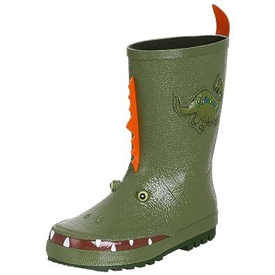 Amazon.com: Kidorable Toddler/Little Kid Dinosaur Rain Boot: Clothing