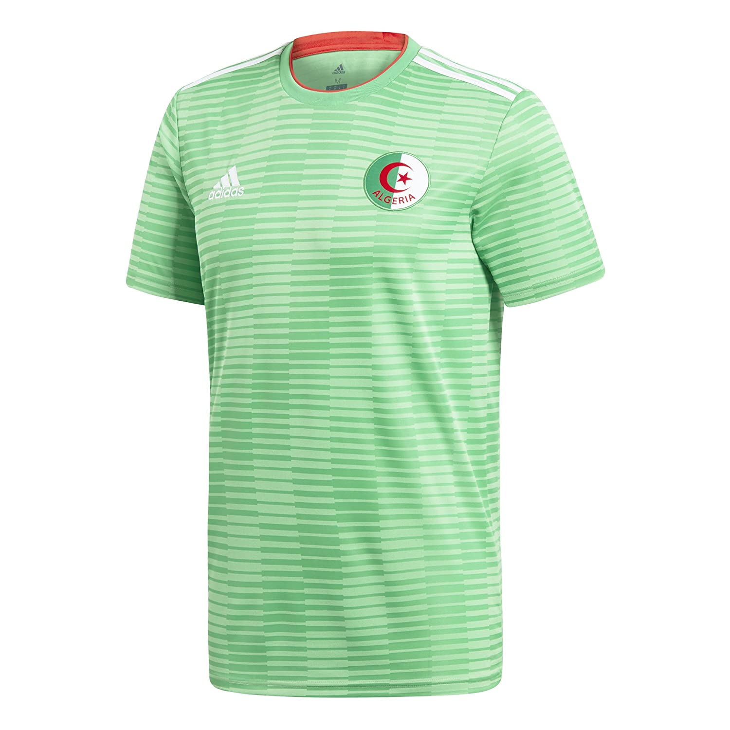 2018-2019 Algeria Away Adidas Football Shirt B0798VQFLF