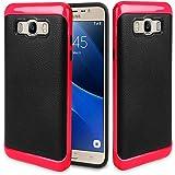 REALIKE™ Shock Proof Case for Samsung J7 (J710-2016) & Samsung ON 8, Red