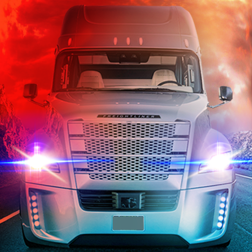 Thunder Truck Simulator 2018 Big Rig Truck Games