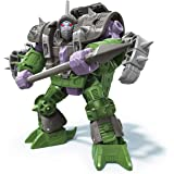 Transformers Toys Generations War for Cybertron: Earthrise Deluxe WFC-E19 Quintesson Allicon Action Figure - Kids Ages 8 and