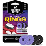KontrolFreek Precision Rings | Aim Assist Motion Control for PlayStation 4 (PS4), Xbox One, Switch Pro and Scuf Controller | 2 Different Strengths