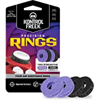 KontrolFreek Precision Rings | Aim Assist control para PlayStation 4 (PS4), PlayStation 5 (PS5), XBOX One, Xbox Series X…