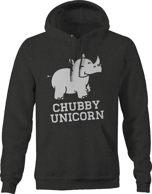 Chubby Unicorn Rhino Funny Sweatshirt