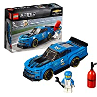 LEGO Speed Champions Chevrolet Camaro ZL1 Race Car 75891 Playset Toy