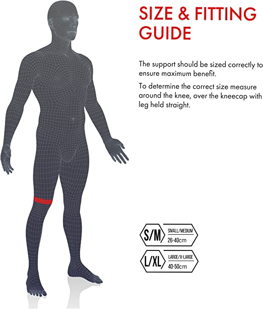Fitness Clothing & Accessories Injury Straps & Supports Various ...