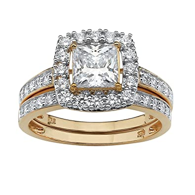 The 8 best yellow gold bridal sets under 500