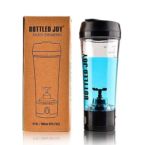 Embotellada Joy eléctrica coctelera Botella, USB Batería ...