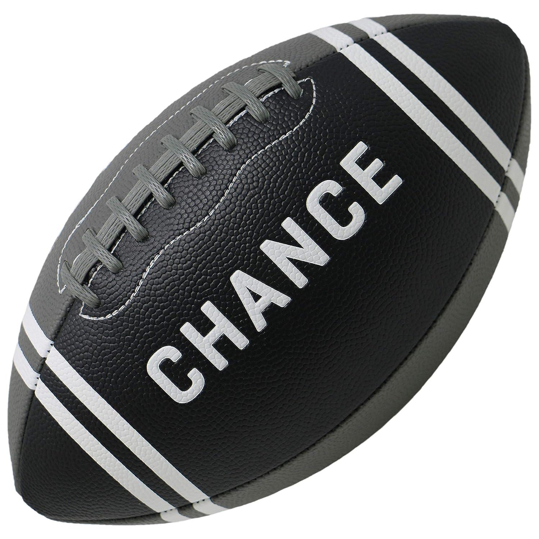 Chance Bach Football、ブラックとグレー