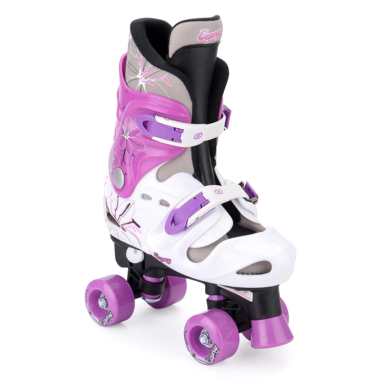ef0f3a04dfea5 Osprey Children s Quad Adjustable Kid s Roller Skates  Amazon.co.uk  Sports    Outdoors