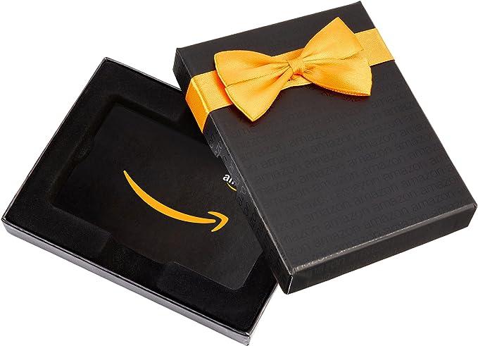 Tarjeta Regalo Amazon.es - Estuche Amazon: Amazon.es: Cheques Regalo