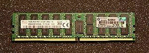 752369-081 Hewlett-Packard 16Gb 2Rx4 Pc4-2133P-R Memory Kit