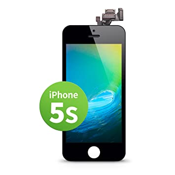 GIGA Fixxoo Pantalla LCD Tàctil de repuesto para iPhone 5s, Retina display, Cámara y