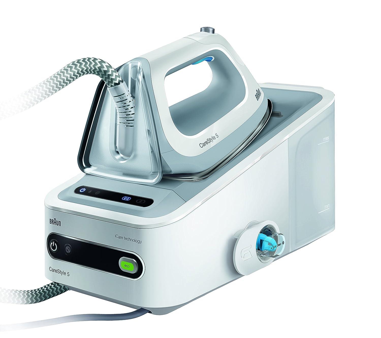 Braun CareStyle 5 IS5042 Steam Generator - White: Amazon.co.uk ...