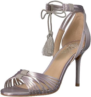 c19fafb2405 Vince Camuto Women s STELLIMA Heeled Sandal Onix smog 5.5 ...