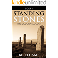 Standing Stones (The McDonnell Clan Book 1) (English Edition)