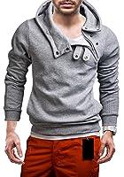 BOLF Herren Kapuzenpullover Sweatshirt Hoodie Kapuze Pullover New 06