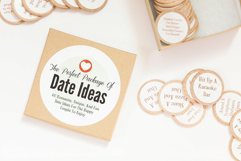 Amazon.com: The Buttercup House Date Idea Box, Date Ideas For ...
