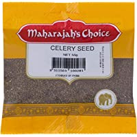 Maharajah's Choice Whole Celery Seeds, 50g
