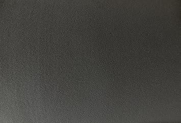 Charcoal 1 Yard Automotive Headliner Fabric Foam Backed