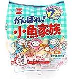 岩塚製菓 がんばれ! 小魚家族 47g×6袋