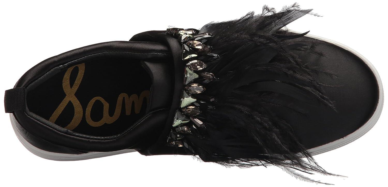 Sam Edelman Women's Lelani Sneaker B072BK6M64 9 M US|Black