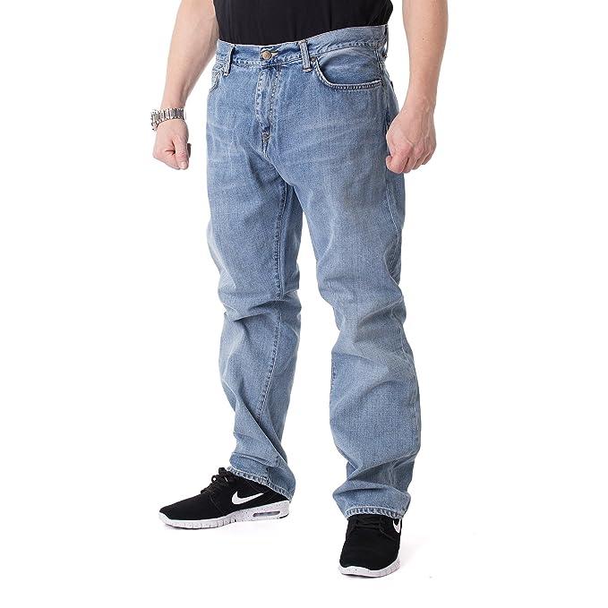 Carhartt Hombre - Pantalones vaqueros WIP Davies Jeans ...