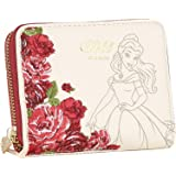 Loungefly x Beauty and the Beast Belle Bold as a Rose Wallet
