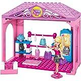 Mega Bloks Barbie - Walk-in Closet Building Kit