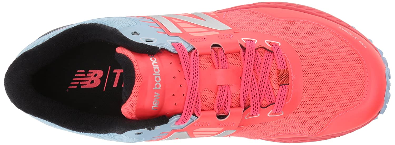 New Trail Balance Women's 910 V4 Trail New Running Shoe B06XS3PKK9 9 B(M) US|Vivid Coral/Clear Sky 62564c