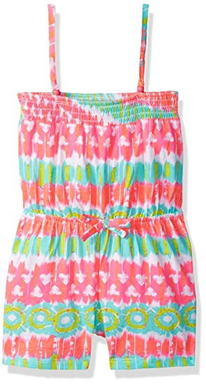 7432c2f82b5 Amazon.com  Freestyle Revolution Girls  Toddler Chabouri Romper  Clothing