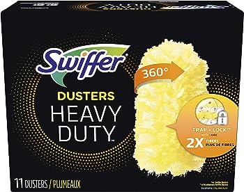 11-Count Swiffer 360 Dusters Heavy Duty Refills