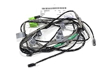 Marker Lamp Wire Harness | Repair Manual on
