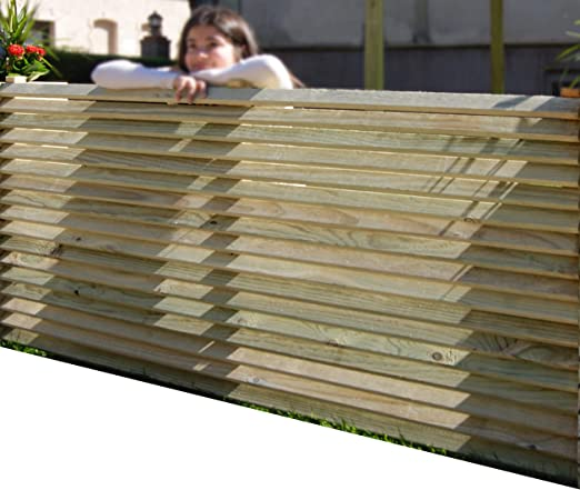 AD servicios Panel de Madera Separador para Vallas o techos, de ...